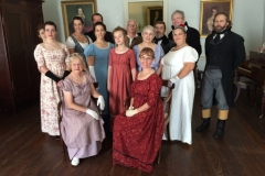 Oakley Jane Austen Day 2015 Dance group